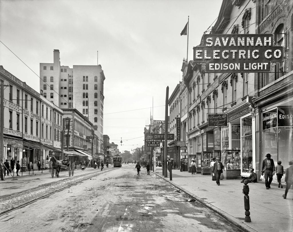 Historic Savannah GA