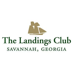 The Landings Club logo