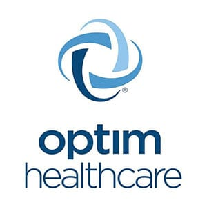 Optim healthcare logo